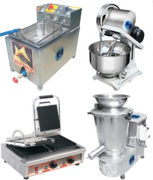 Commercial Kitchen Equipment by Deep International, INDIA