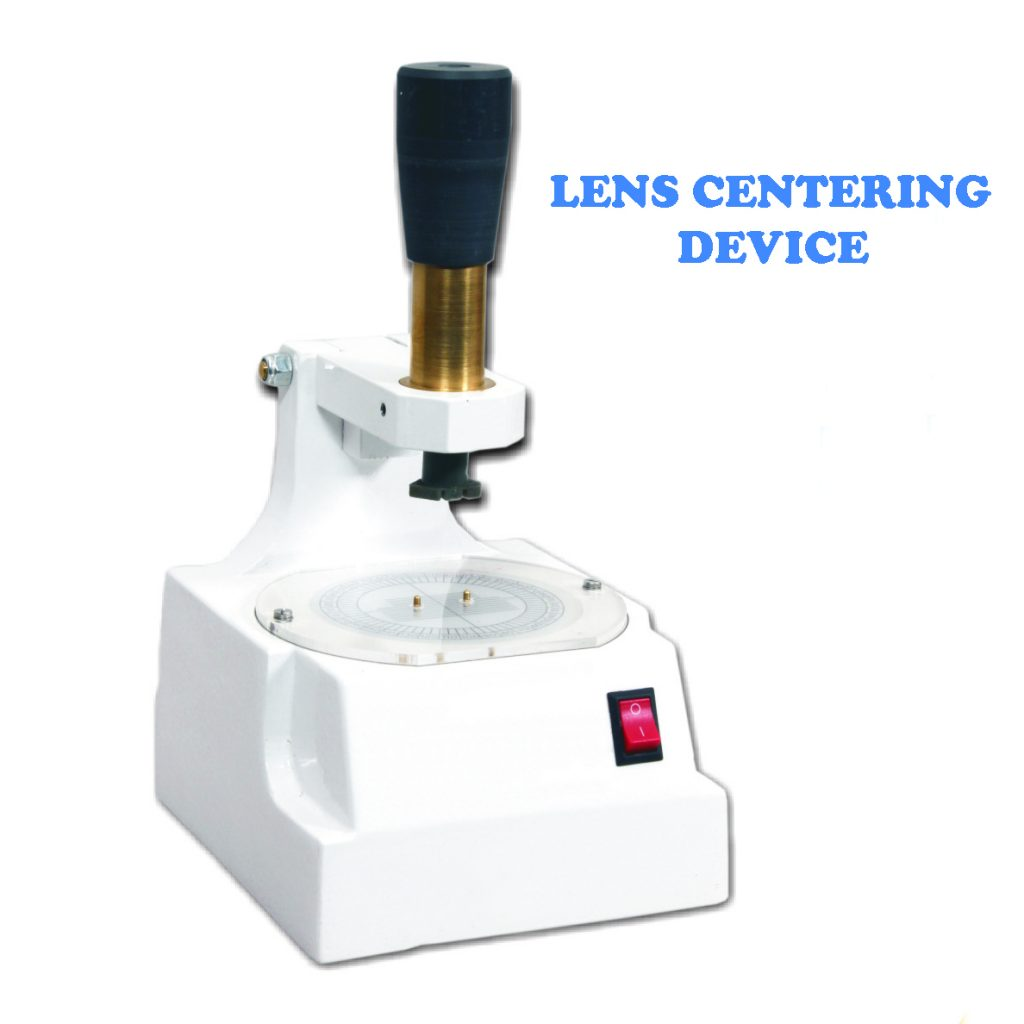 Lens Centering Device by Deep International, INDIA
