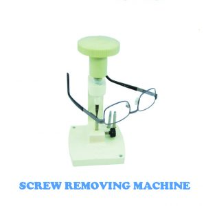 Eyeglass Screw Removing Machine by Deep International, INDIA
