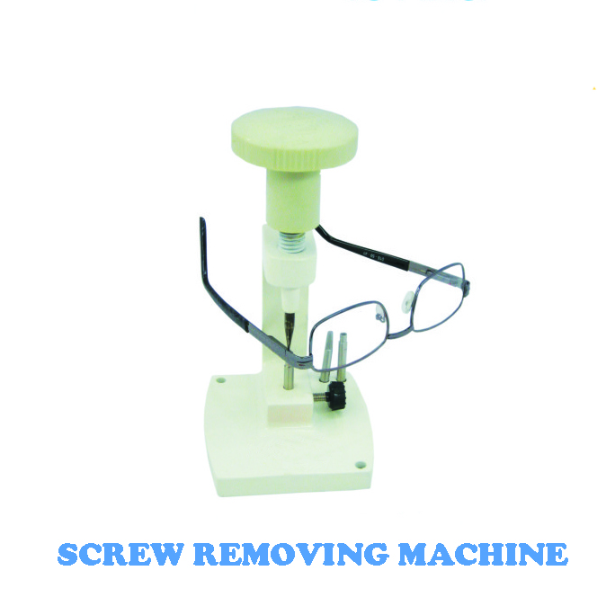 Eyeglass Screw Removing Machine by Deep International, INDIA